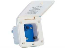 Whale Watermaster Inlet Socket for Pressurised Water Systems