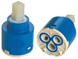 Single Lever 35mm Ceramic Mixer Tap Cartridge