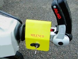Milenco Lightweight Alko Hitchlock