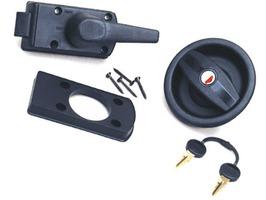 Vecam Complete Exterior Door Lock