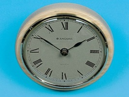 Quartz Caravan/Motorhome Surface Mounting Clock