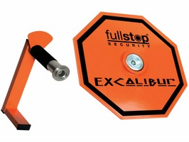 Fullstop Excalibur Receiver Wheel Lock