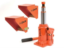 Kojack-Lite Caravan Jack - Single & Twin Axle Caravans
