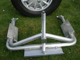 Milenco Aluminium Leveller