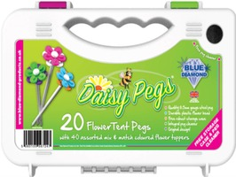Outdoor Revolution Daisy Pegs Box 20