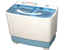 Crusader Twin Tub Super Portable Washing Machine
