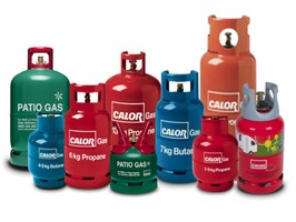 Calor Gas Cylinders & Refills