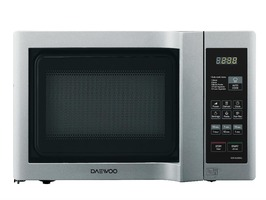 Daewoo 700W Touch Control Microwave With Duoplate