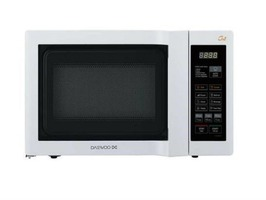 Daewoo 800W Touch Control Microwave with Grill