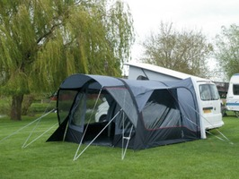 Westfield Performance Aquila 320 AIRFrame Motorhome Awning High Top