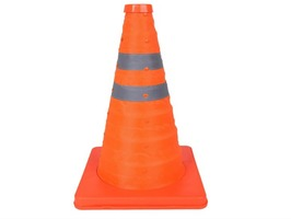 41.5cm Collapsible Pull Out/Pop Up Safety Cone