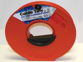 Leisurewize 25m Cordwheel Cable Tidy