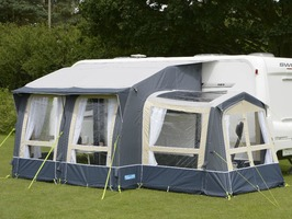 Kampa Classic AIR Expert 300 +FREE Conservatory Annexe