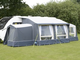 Kampa Classic AIR Expert 380 +FREE Tall Annexe with Inner Tent