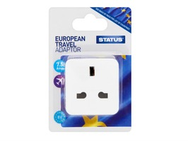 Status European Travel Aadaptor