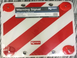 Kampa PVC Warning Signal with Reflectors
