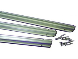 Crusader Aluminium Awning Rail 3 x 1.2m