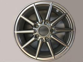 "Starco Caravan Alloy Wheel Rim 14""x5.5J 5 Stud"