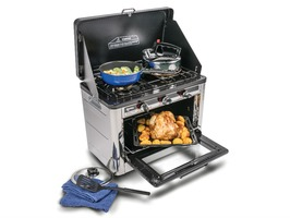 Kampa Roast Master Gas Hob and Oven