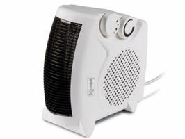 Kampa Bora 230v Upright/Flat Fan Heater