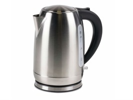 Kampa Storm Stainless Steel Electric Kettle 1.7 Litre