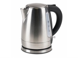 Kampa Cascade Stainless Steel Electric Kettle 1 Litre