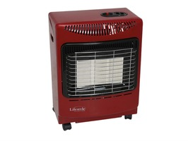 Lifestyle Mini Radiant Gas Mobile Cabinet Heater