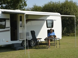 Kampa Revo Zip Roll Out Awnings