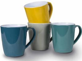 Kampa Heritage 4 Piece Melamine Mug Set