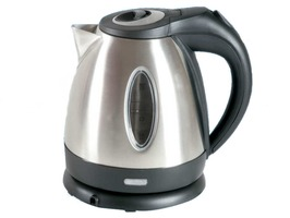 1.2 L 230V Low Wattage Cordless Kettle in Stainless Steel
