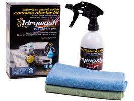 1drywash Caravan & Motorhome Cleaning Kit