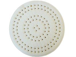 Rayen Round Sink Mat 32cm White
