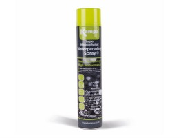 Kampa Super Hydrophonic Waterproofing Spray 750ml