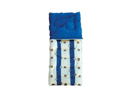 Royal Umbria King Luxury Sleeping Bag  Blue