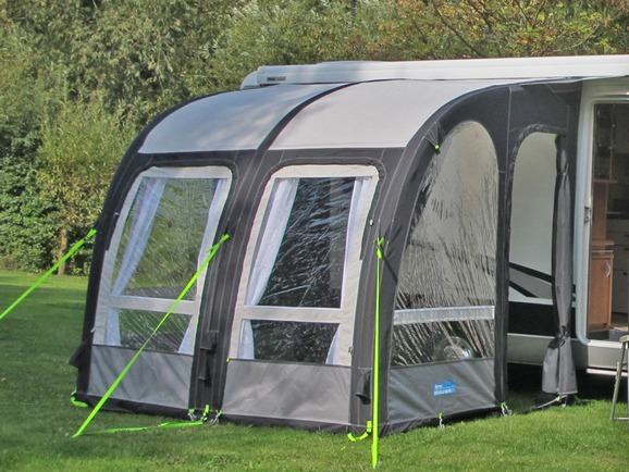 Kampa Motor Rally Air Pro 260 Xl 2015 Homestead Caravans