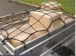 Streetwize Elasticated Cargo Net