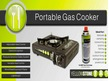 Yellowstone Portable Gas Stove