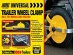 "Maypole  Universal Trailer Wheel Clamp 8"" to 10"""