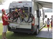 Fiamma Carry-Bike 200DJ Ducato pre 06/2006 +FREE Hazard Sign & Cable Lock