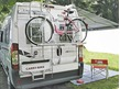 Fiamma Carry-Bike 200DJ Ducato aft 06/2006 +FREE Hazard Sign & Cable Lock