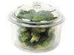 Easy Cook Non Staining Microwave Rice & Veg Steamer